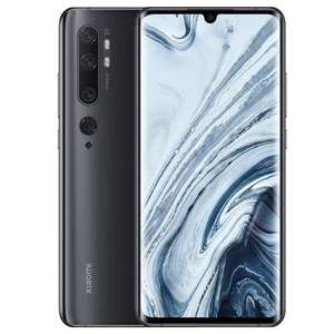 Xiaomi Mi Note 10 (CC9 Pro) 108MP Penta Camera Phone Global Version - Black £343.73 (£354.07 With Shipping Guarantee) using code @ Gearbest