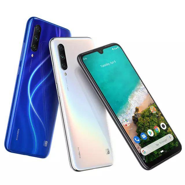 Global Version Xiaomi Mi A3 4GB 64GB Smartphone + Mi Earphones £106.66 using code @ Xiaomi Online Store/Aliexpress