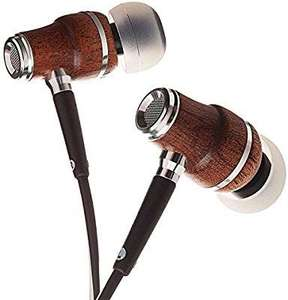 Symphonized NRG X Premium Wood Earbuds, £9.99 delivered with code @ Amazon / SeventhContinent