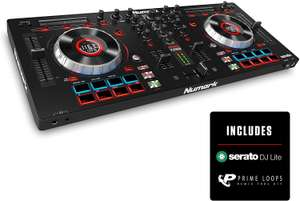 Numark Mixtrack Platinum DJ Controller £174.51 @ Amazon