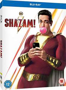 Shazam! Bluray £8.79 @ Amazon (+£2.99 Non-prime)