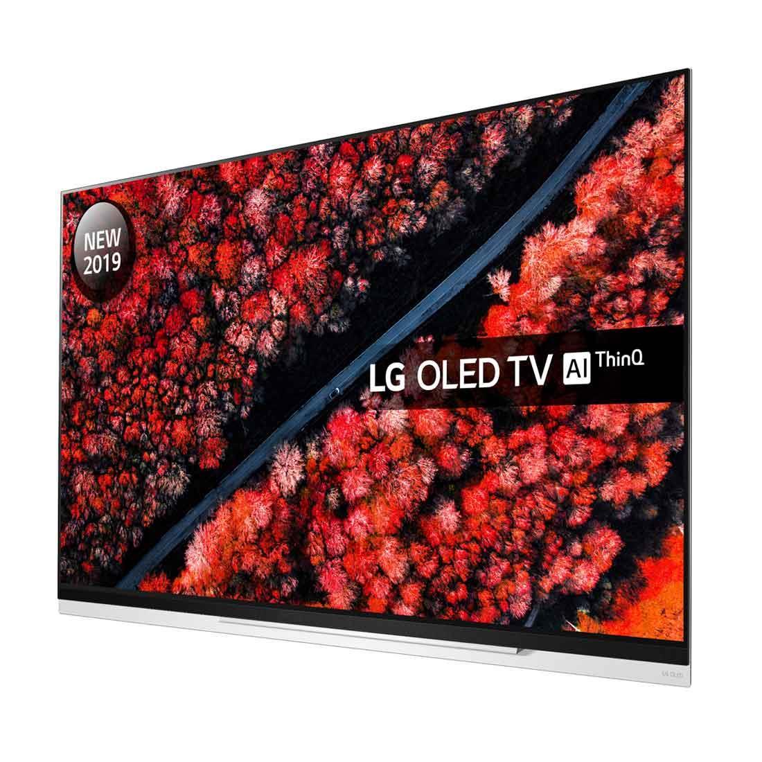 """LG OLED55E9PLA 55"""" 4K UHD OLED TV £1599 using £200 voucher - Free Sky TV Entertainment Package at Sevenoaks Sound for £1599"""