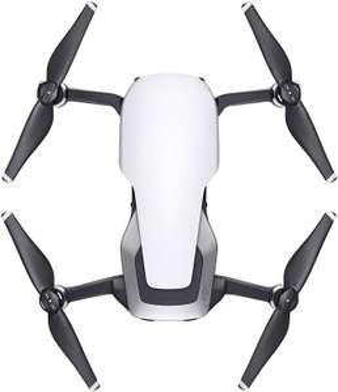 DJI Mavic Air Drone Fly More Combo - Arctic White (UK version with UK PSU) by DJI at Amazon £799