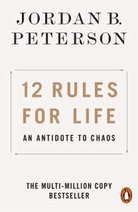 12 Rules for Life: An Antidote to Chaos Paperback now £3.99 (Prime) + £2.99 (non Prime) at Amazon