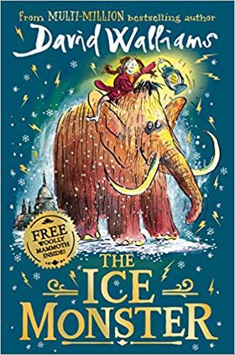 The Ice Monster Hardcover £5.70 @ Amazon (+£2.99 Non-prime)