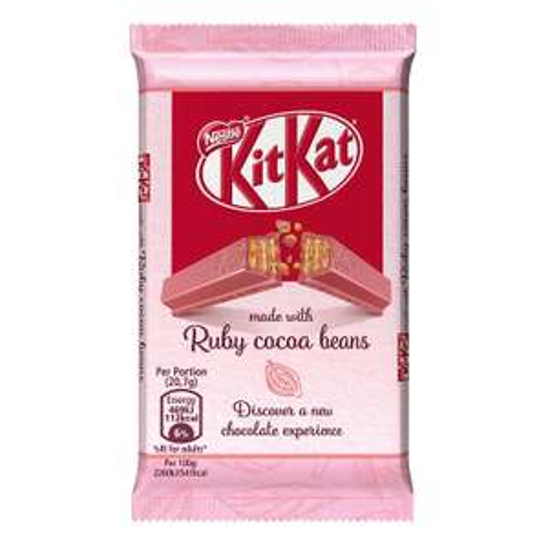 Kitkat ruby coco 5 for £1 @ Heron