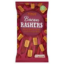 Tesco Bacon Rashers Crisps 300G Or 3 For £3 @ Tesco