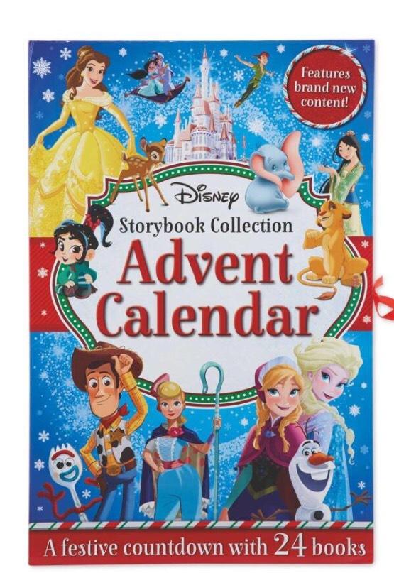Disney Storybook Collection Advent Calendar £6.99 instore Aldi Carlisle, Cumbria