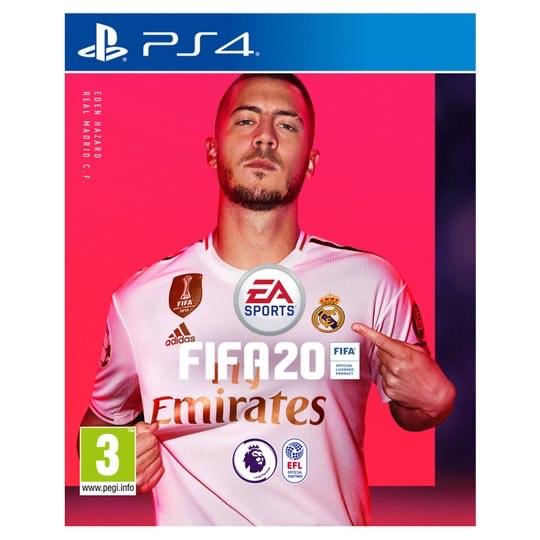 Fifa 20 PS4 £35 @ Tesco