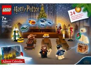 Lego Harry Potter Advent Calendar £16.19 With Code @ Waterstones (Free Click & Collect)