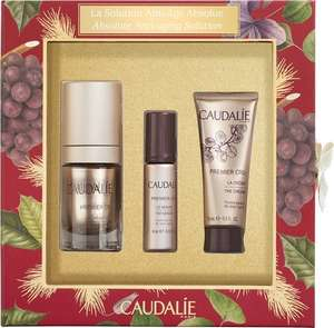 Caudalie - Premier Cru Anti-Aging Solution Gift Set £27.95 with Free P&P