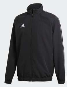Adidas Core 18 presentation track top £16.67 delivered size XS up to XL @ Adidas