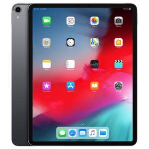 Refurbished 12.9-inch iPad Pro Wi-Fi 64GB - Space Grey (3rd Generation) £819 From Apple Store