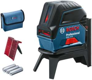 Bosch GCL 2-15 Professional Combi Laser with Cross Line and 2-Point plumb line £70.99 @ Amazon