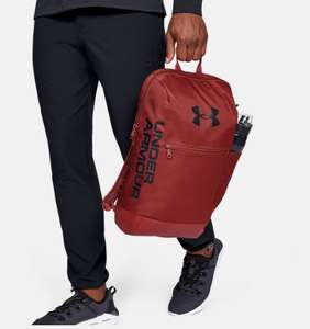 Under Armour Patterson Backpack Available in 5 colours from £14 Delivered @ Under Armour