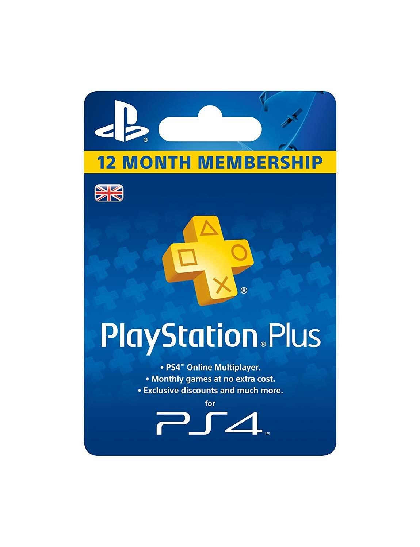 PlayStation Plus 12 Month Membership £31.85 @ ShopTo