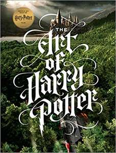 The Art of Harry Potter - hardback book - £20 delivered from Amazon