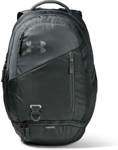 Under Armour Backpack Hustle 4.0, Water Resistant Sports Backpack with 26L Volume £17.99 @ Amazon (+£4.49 Non-prime)