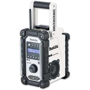 Makita DMR109W DAB White Site Radio £59.95 @ Axminster