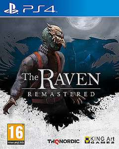 The Raven Remastered / Rad Rodgers / Lock's Quest PS4 £4.99 @ Game