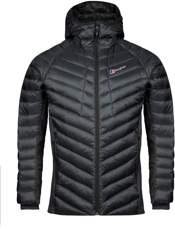 berghaus Men's Tephra Stretch Reflect Down Jacket Dark grey - Size L - £104.97 @ Amazon