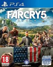 Far Cry 5 (PS4) used £9.99 @ Boomerang