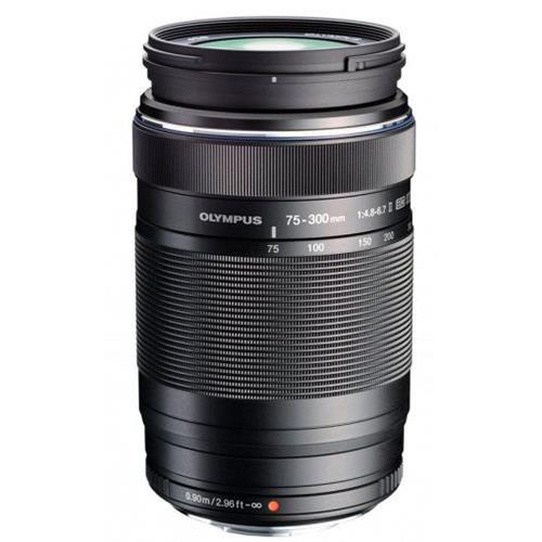 Olympus M.ZUIKO DIGITAL 75-300mm f/4.8-6.7 II ED Telephoto Lens £289 @ Jessops