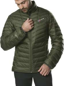 Berghaus Men's Tephra Reflect Down Jacket from £73.84 @ Amazon