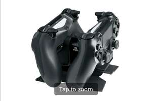 PowerA DualShock 4 Charging Station (Accessories) £7.99 - Free Click & Collect (£1.95 Delivery) @ Game