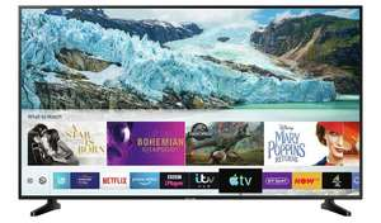 "Samsung 65"" UE65RU7020 Smart 4K HDR LED TV (2019 Model) + 2 x Free 4K Blu-ray Films - £559 Delivered (with code) @ PRC Direct"