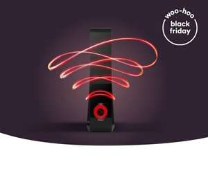 Virgin Media Black Friday Offers eg Virgin 100M broadband with home phone and talk weekends £25 (£49 after 12 month contract)
