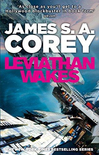 James S.A. Corey - Leviathan Wakes (The Expanse #1) Kindle Edition - 99p @ Amazon