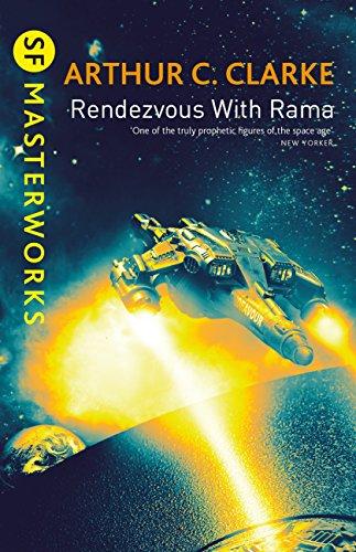 Arthur C. Clarke - Rendezvous With Rama (Kindle Edition) - 99p @ Amazon