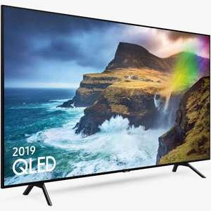 """Samsung Q70R 49"""" including one £25 gift card for only £5! Xbox, PSN, Amazon, Netflix or iTunes. 5 year warranty! — £704 @ Box"""
