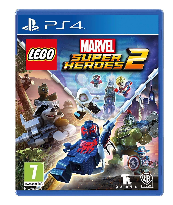 LEGO Marvel Superheroes 2 (PS4) - £13.85 @ Base.com
