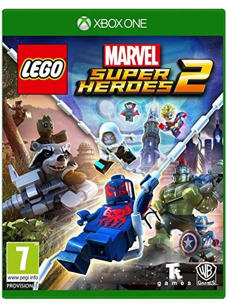LEGO Marvel Superheroes 2 (Xbox One) £13.85 @ Base