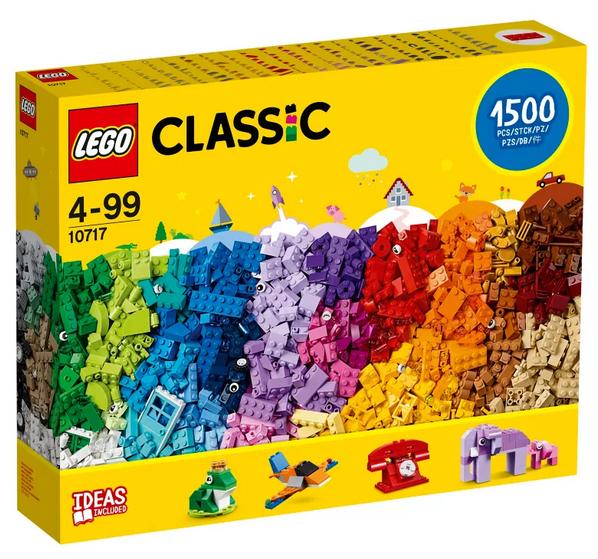 Lego Classic - 1500 bricks - £25 in store ASDA (Swindon)