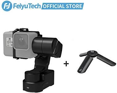 Feiyu-Tech WG2X Sport Action Camera Black Stabiliser on Amazon for £137.66