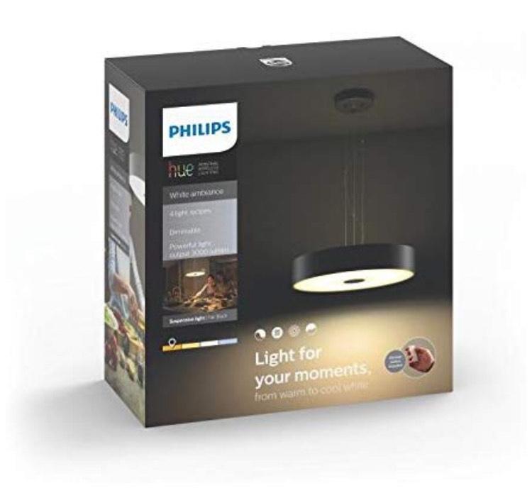 Philips hue Fair pendant light £45 Instore @ Homebase (closing down stores)