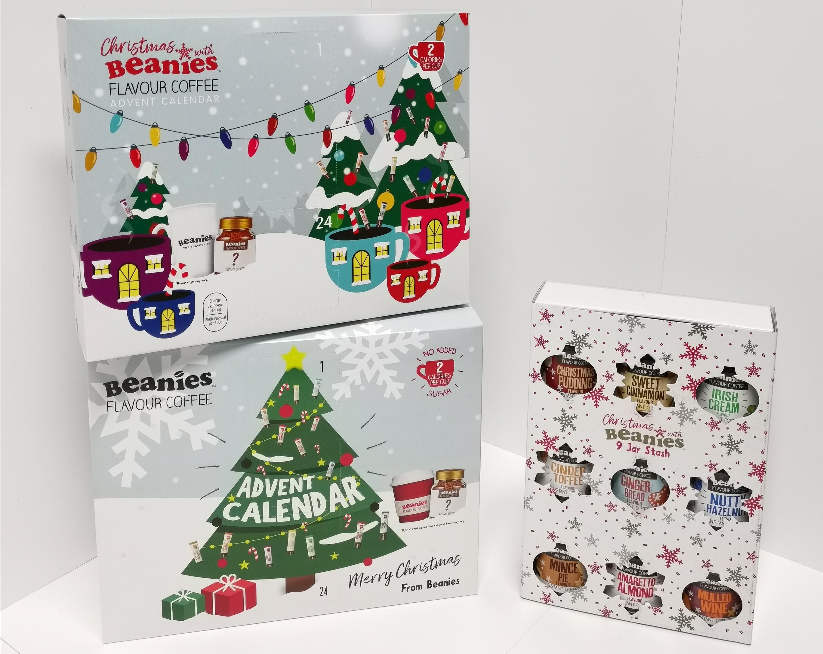 Beanies Coffee Advent Calendar deal - £30 @ Beanies the Flavour Co