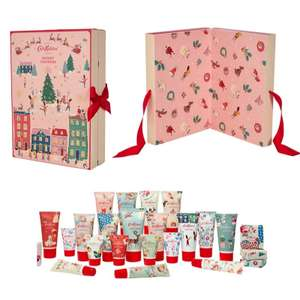 Cath Kidston Christmas Advent Calendar £20 @ Boots - Free Click & Collect