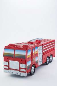 Motor Max Take Along Fire Station Playset from Studio - £12.99 Delivered (with Code)