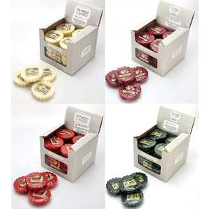 Full Box of 24 Yankee Candle Wax Melts £15 / £14.25 For New Accounts - Free Delivery @ Yankee Bundles