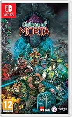 Children of Morta on Nintendo Switch @ Nintendo eshop £19.79