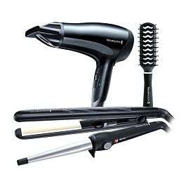 Remington Triple haircare gift pack S3500GP. £29.74 with code @ Robert Dyas