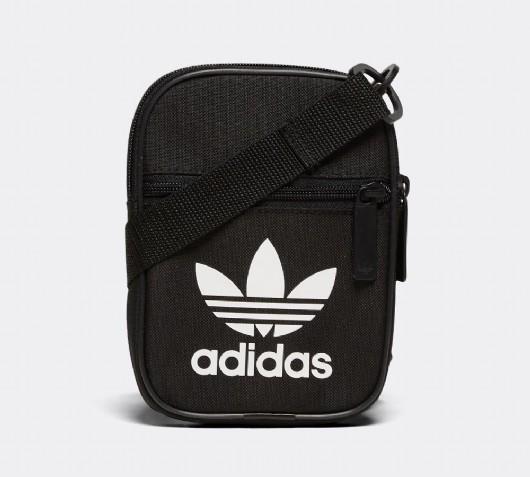 adidas Originals Trefoil Festival Bag Now £9.99 @ Footasylum Free C&C