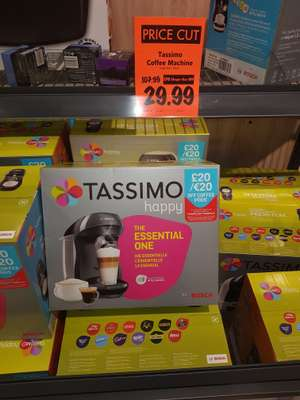 Tassimo 'The Essential One' for £29.99 @ Lidl instore