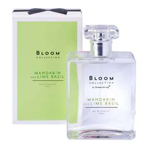 Superdrug - Bloom Mandarin & Lime Basil - Eau de Toilette 100ml £8