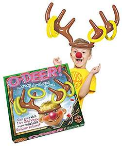 O-Deer Christmas Game - £13 @ Amazon / +£4.49 Non-Prime - Sold by Bargains 4 Ever / Fulfilled by Amazon