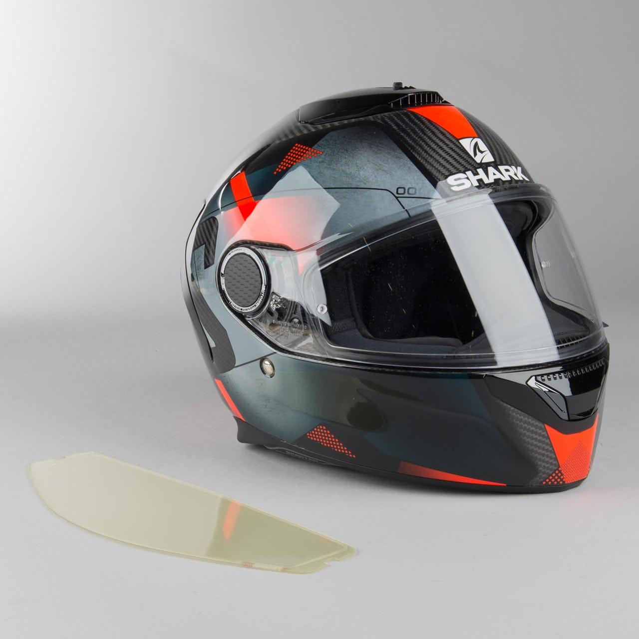 Shark Spartan Carbon Motorcycle Helmet - Kitari £169.99 @ XLMoto